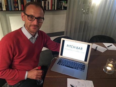Möt en investerare på Pitch Bar
