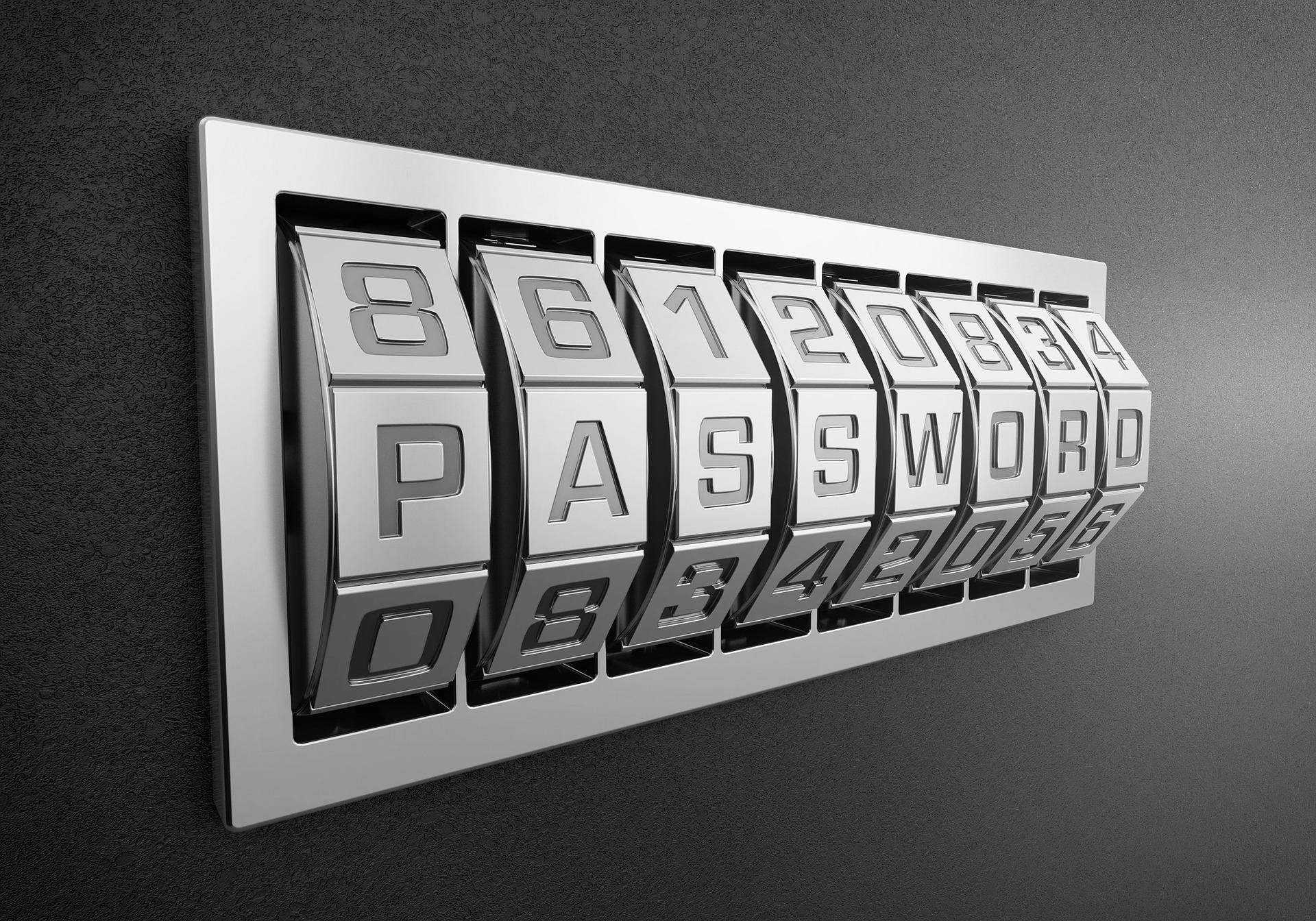 Hur skapar man ett säkert lösenord?