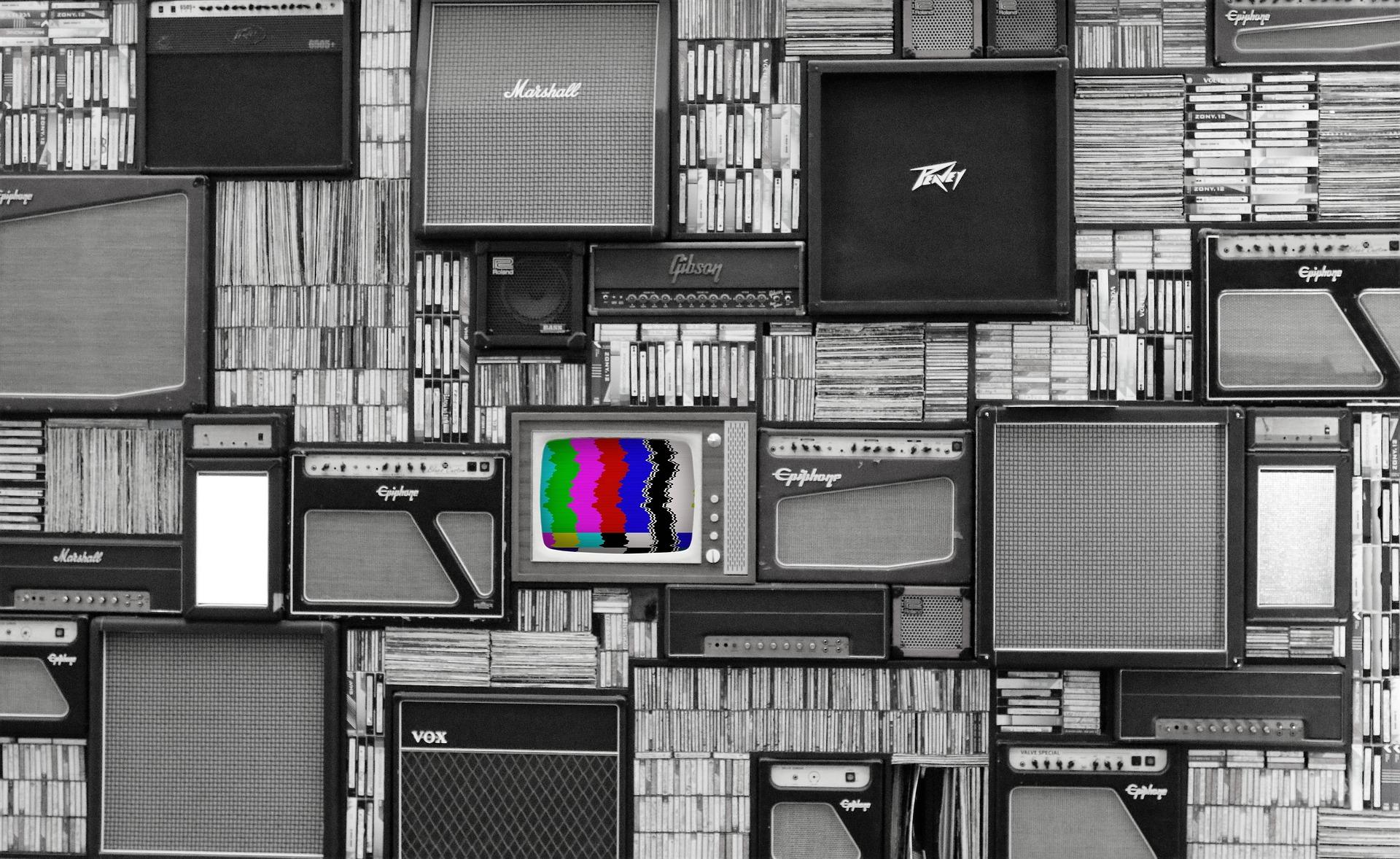 Begrepp inom TV-världen