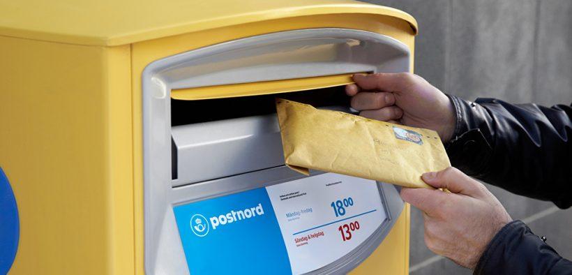 Postnord ska lansera digital brevlåda