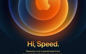Apple event Hi speed